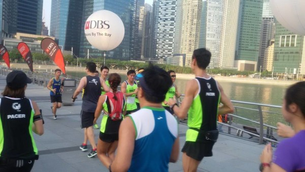 Runners in action! (Photo: RUN350)