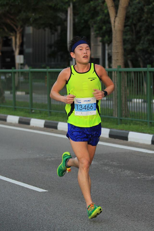 Pocari Sweat Run Singapore 2014. (Credit: Eyesee-eyeshoot)