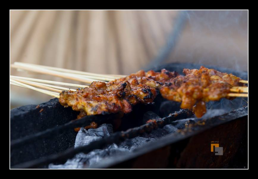 Delicious satay with no preservatives or additives. (Photo Credit: Ming Ham)