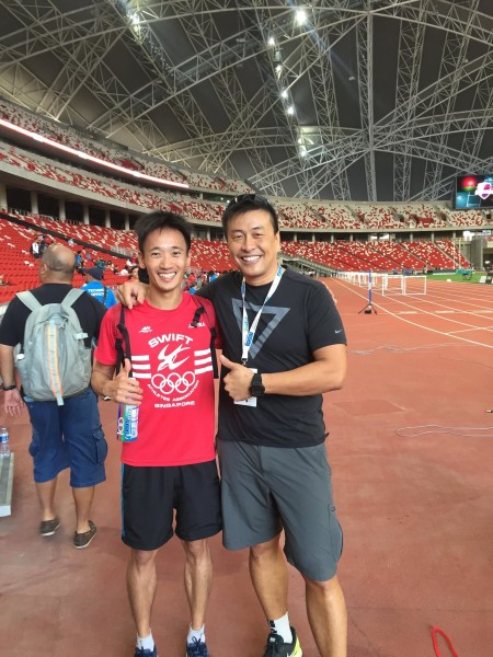 Singapore Open 2015 - Post Race 10km  (Credits: Nicholas Chia)