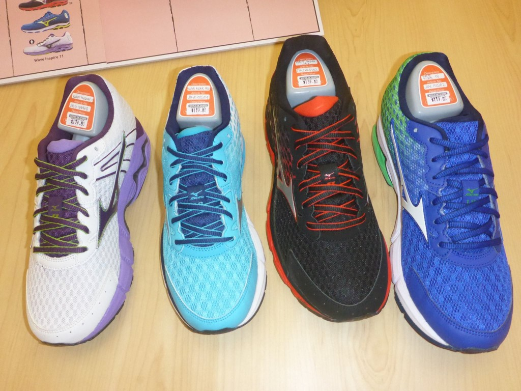 What is the most suitable running shoe out there for you? Photo by Tan Kim Lai
