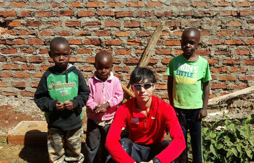 One of Singapore's top distance runners meets the future of running in Kenya.