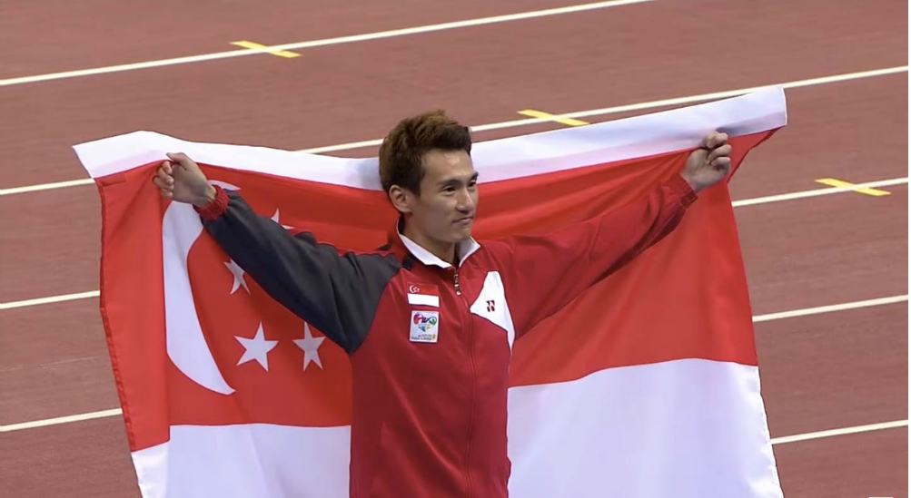 National para-athlete Zac Leow was once told that he would never walk again.