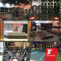 A sneak peep at what to expect at the new Capital Tower Sports Performance club. [Photo from Facebook / Fitness First Singapore]