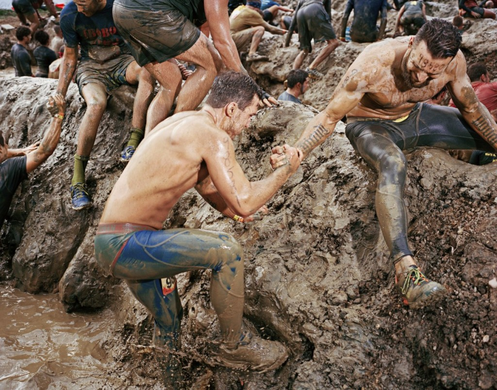 Tough Mudder Obstacle Races are different to anything else you may have experienced. [Photo from www.newyorker.com]