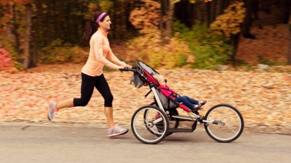 How do you balance running time with parenthood? Photo: www.smh.com.au