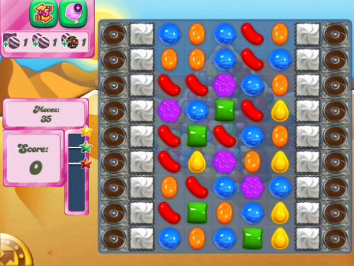 How to Beat Level 169 of Candy Crush Saga