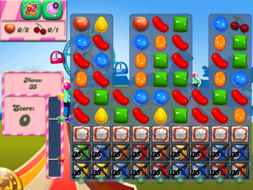 How to Beat Level 180 in the Candy Crush Saga Game