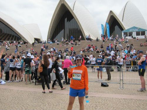 Blackmore's Sydney Marathon, 2010.