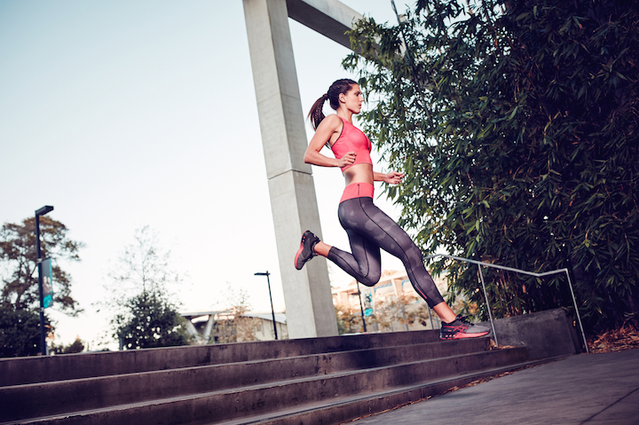 With ASICS, you can run in Seoul. [Photo by ASICS]