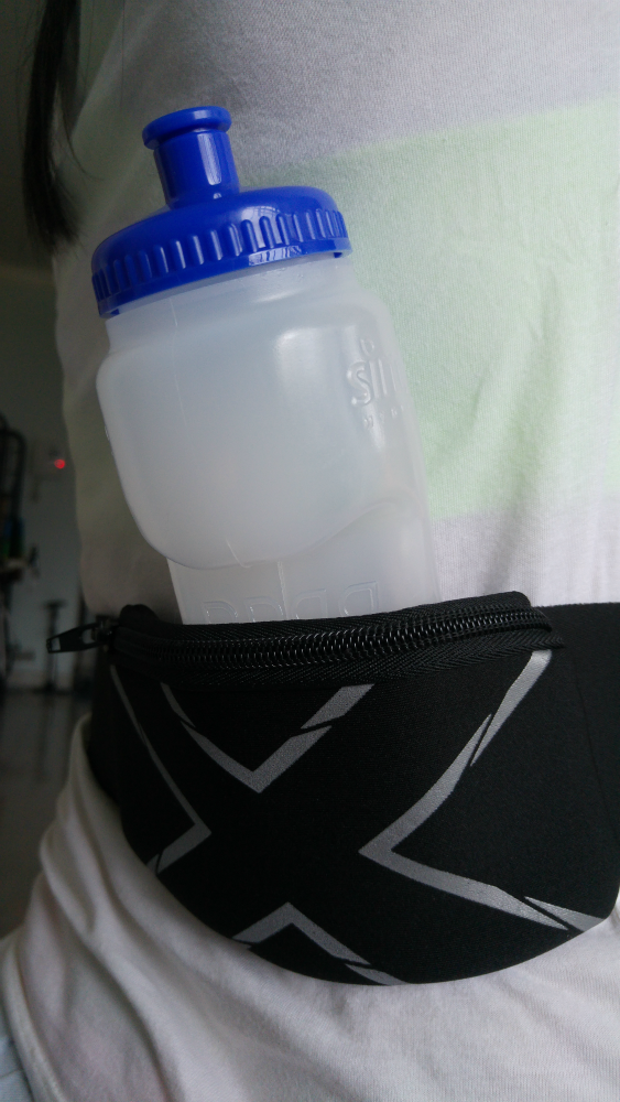 Besides Nutrition, Hydration is also important for runners.