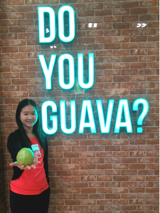 We were invited to a tour of the GuavaLabs event space.