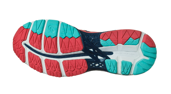 The shoes have excellent grip, support and cushioning.
