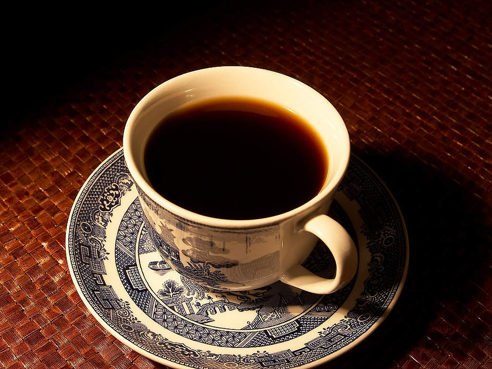 Try to avoid caffeine in the evenings. [Photo source: Jon Sullivan]