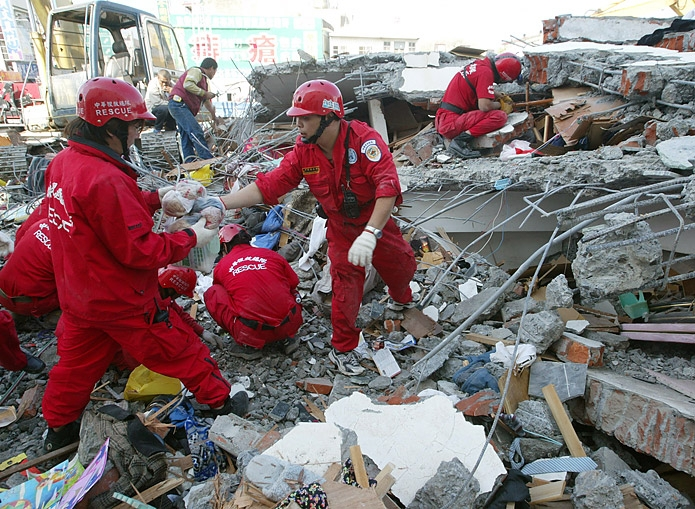 The recent earthquake in Taiwan, shows how fragile our Planet Earth really is. [Photo from www.epictimes.com]