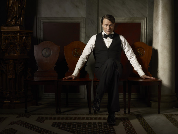"Hannibal ""The Cannibal"" Lecter is back. Photo by: AXN."