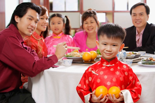 Awkward questions can crop up during CNY visiting. [Photo by sites.duke.edu]