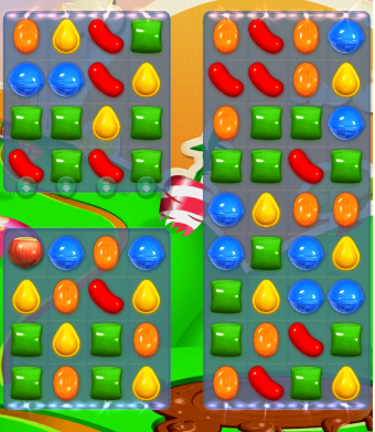 76 candy crush travel advisor guides how to solve candy crush level 76