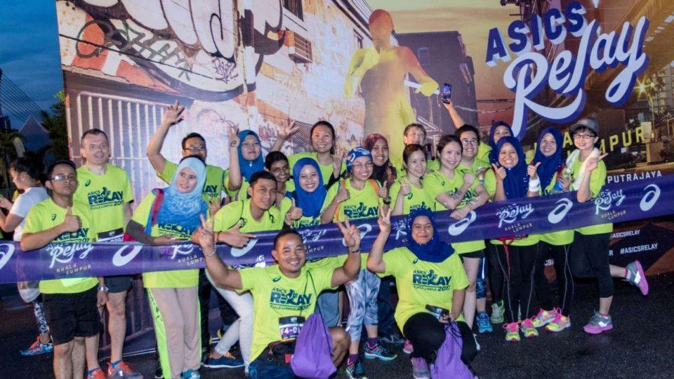 a756c46670 ASICS Relay Malaysia: Change of Venue | PrisChew Dot Com
