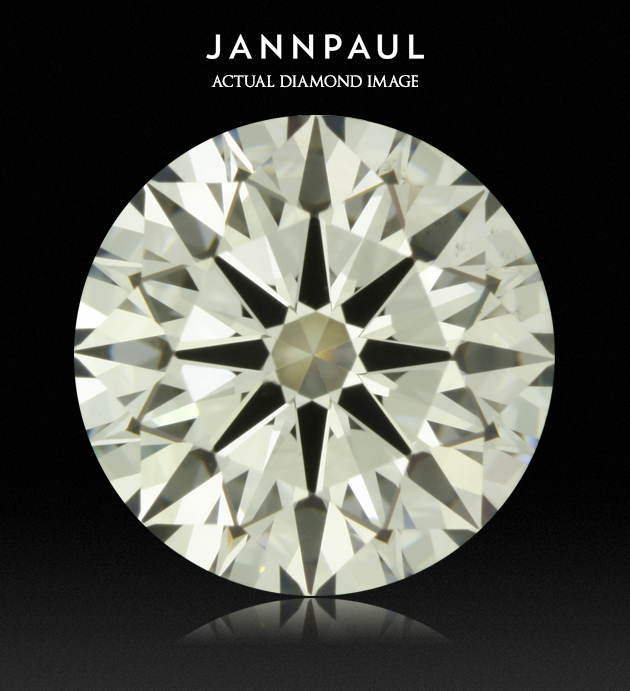 What makes a perfect diamond? (Credit: JannPaul Diamonds)