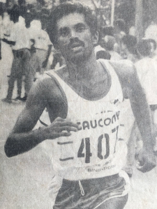 When Rameshon had started running, the local running scene had been nowhere as robust as it is today.