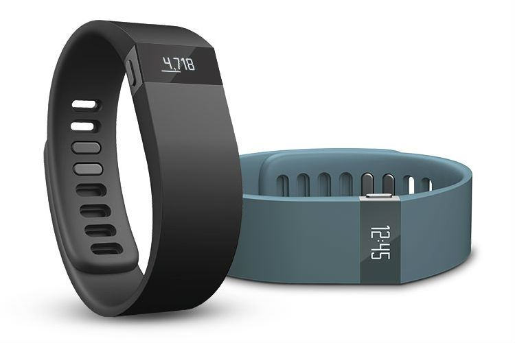Fitness trackers are all the rage these days. [Photo by Chris Prytherch-Roberts]