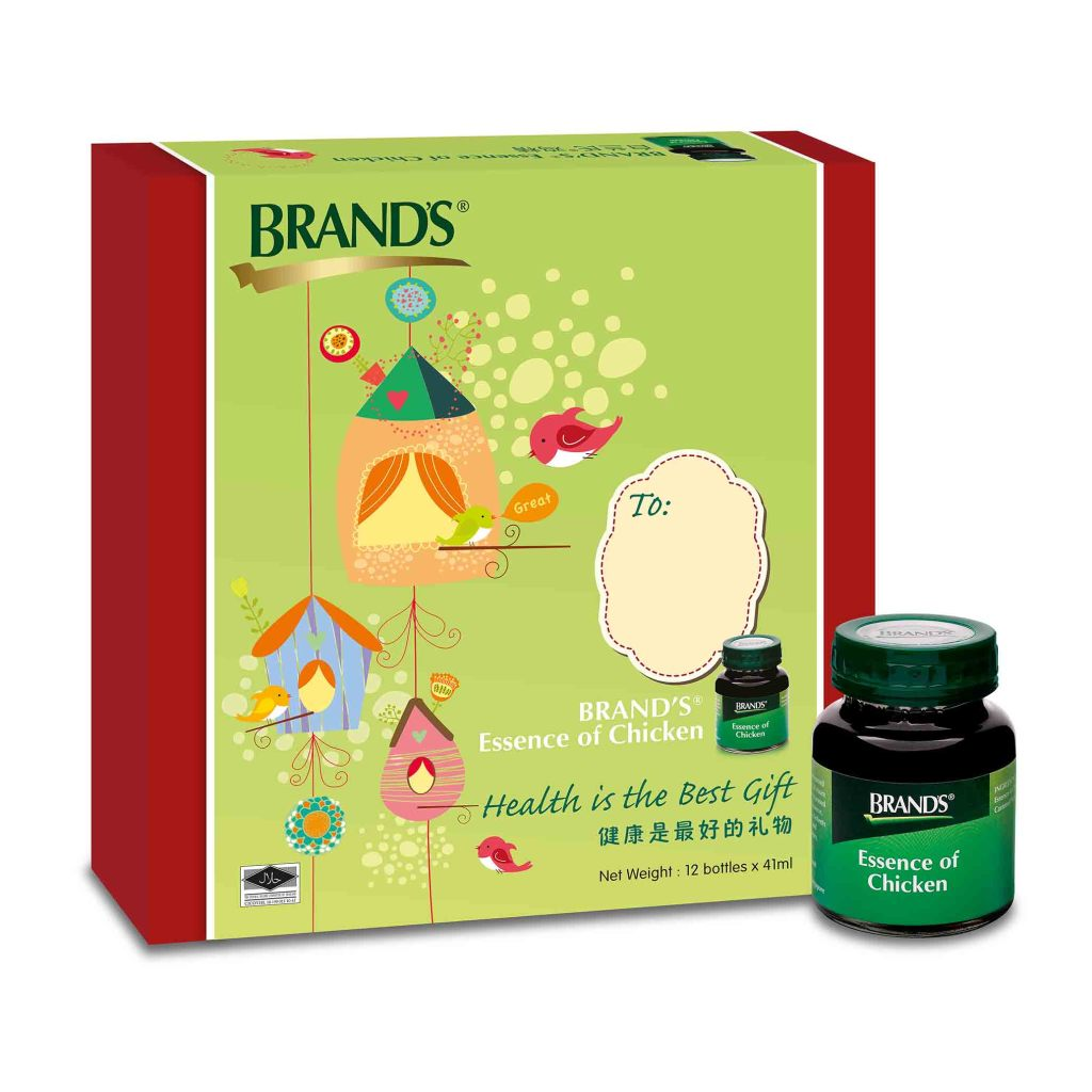 BRAND'S® Essence of Chicken Gift Pack. (Image Credit: BRAND'S®)