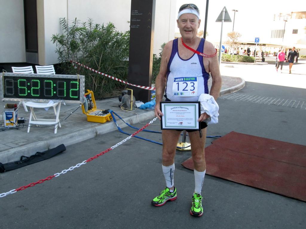 Bahrain Marathon- Manama, Bahrain, 2015. Credit: Maddog