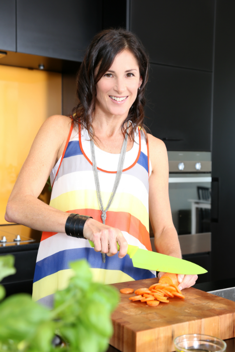 Eat more fats and less carbs, says dietician Caryn Zinn.