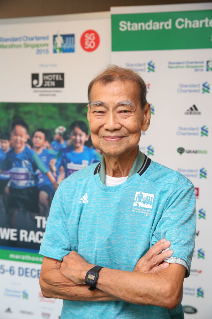 Uncle Chan Meng Hui, aged 86. (Photo credit to SCMS).