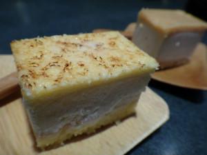 Japanese Cheesecakes.