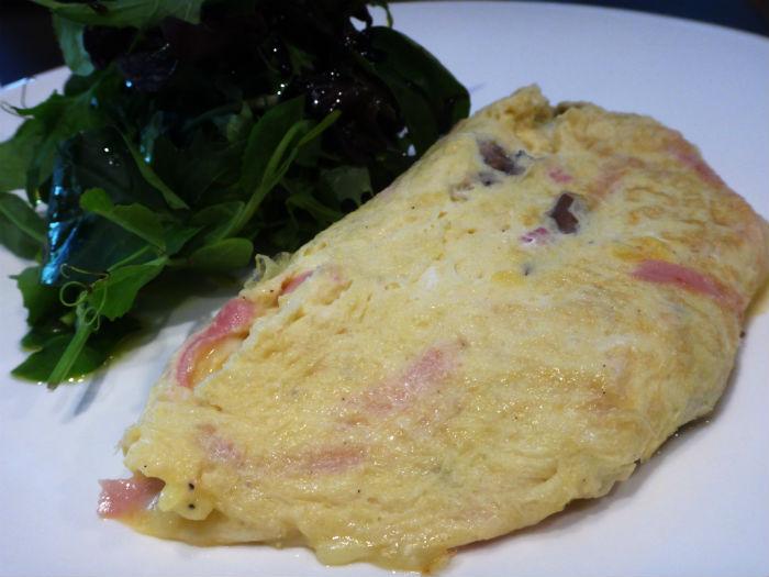 DIY Omelette.