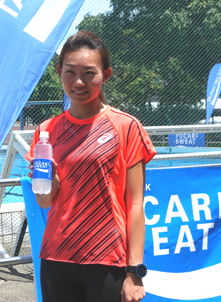 Neo Jie Shi will be reflecting back on her Olympics journey.
