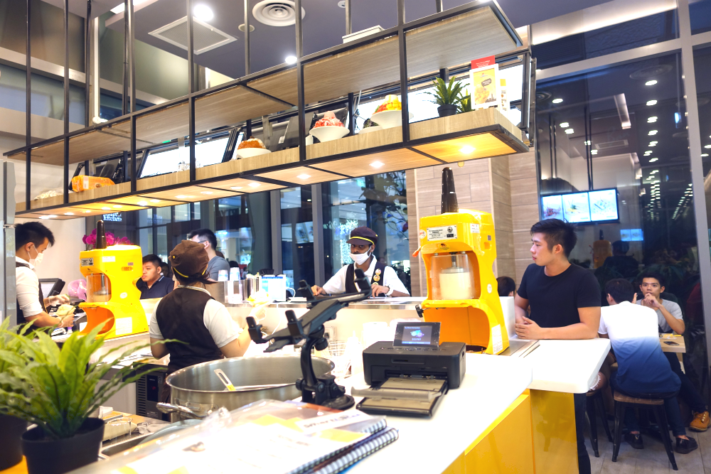 Singapore's flagship Smoothie House store opened at Westgate Mall last weekend.