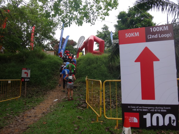 Trail running is a totally different ball game to road running.