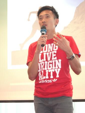 Melvin Wong.
