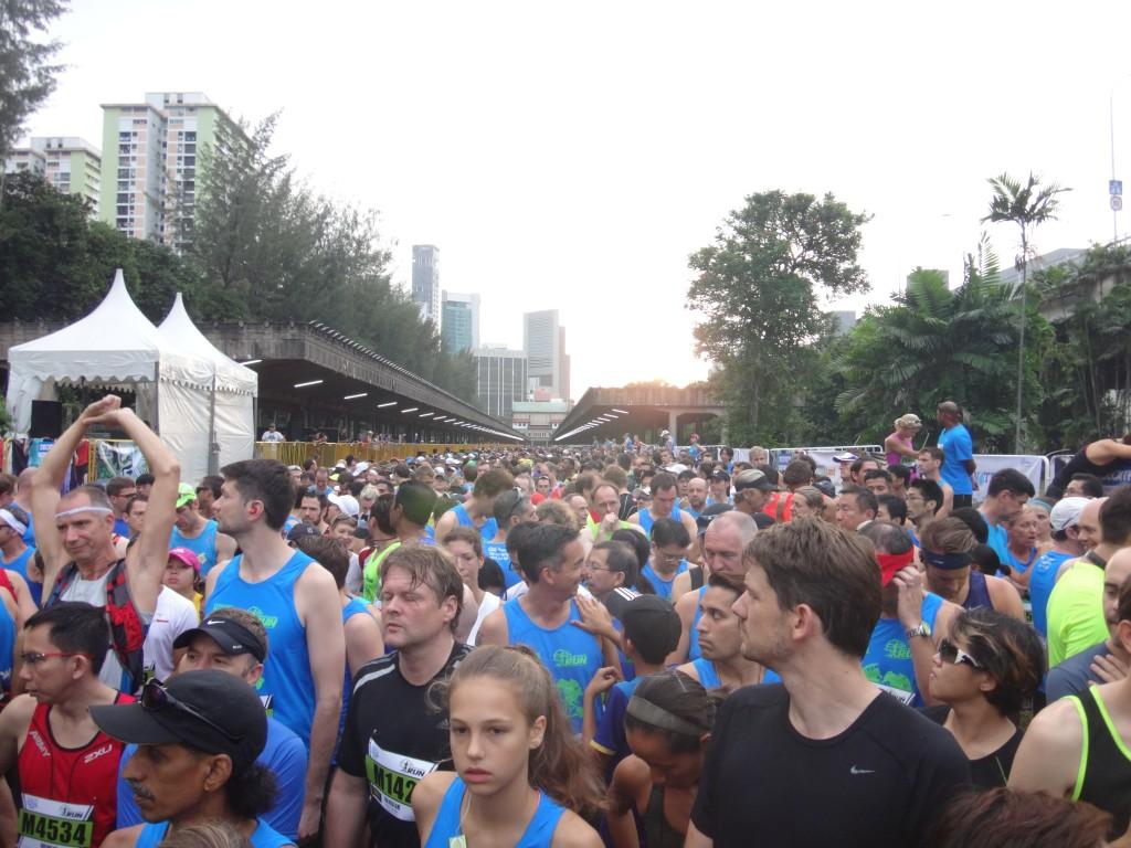 Green Corridor Run 2016 attracted plenty of runners.
