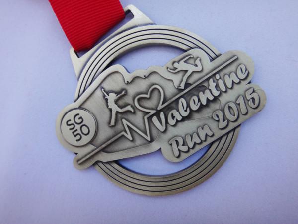 Pretty medal.
