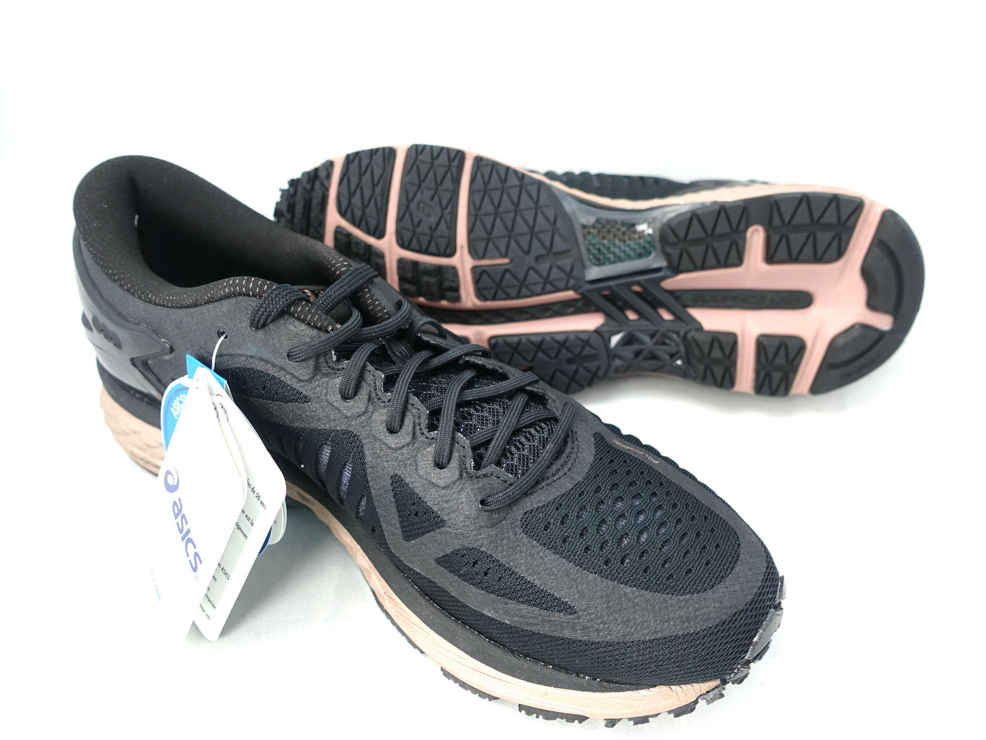 asics metarun rose gold