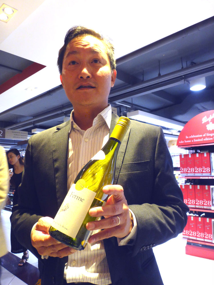 Emil Teo, Executive Director of Taste of Tradition.
