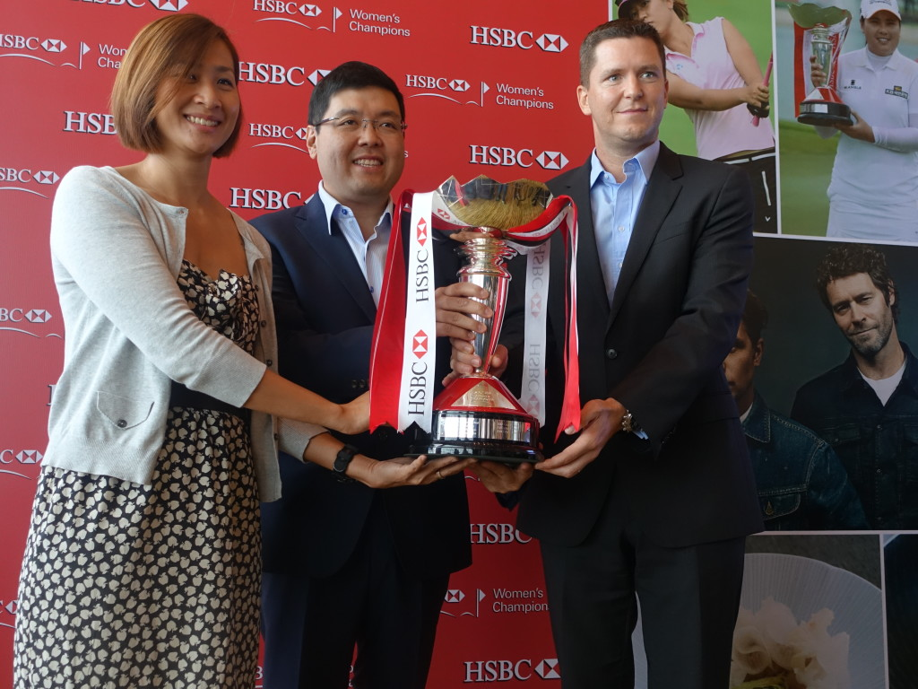 The organisers are excited about the upcoming HSBC Women's Champions 2016.