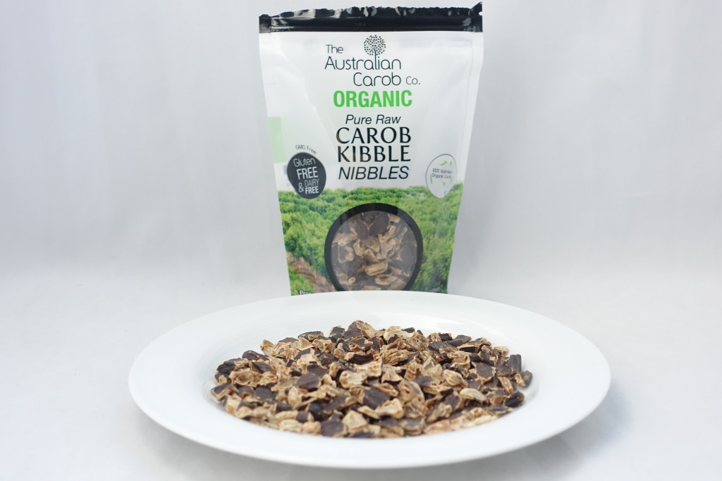 The raw carbo kibbles have a slightly chewy texture.