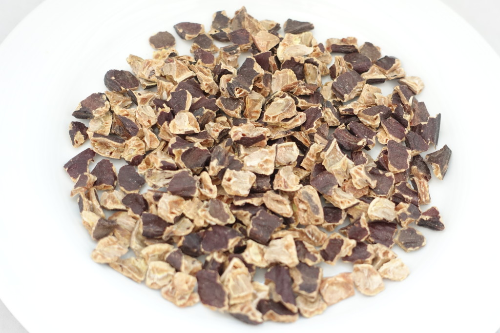 Carob is commonly used as a substitute for chocolate in baking.