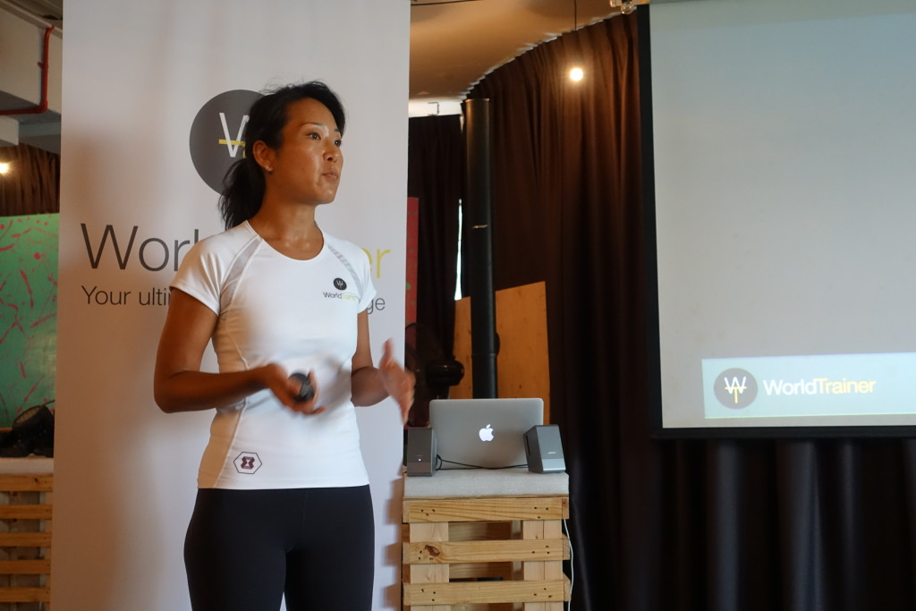 WorldTrainer's founder, Patty Lee, used to face the same problem herself, as a business professional.