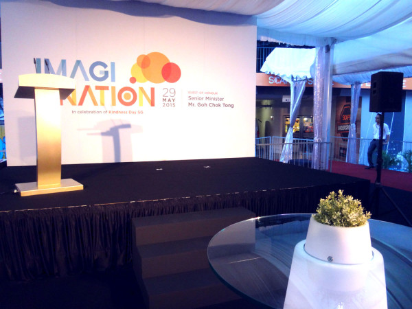 ImagiNation at Scape.