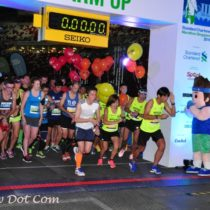 The SCMS Official Warm Up Run took place last Saturday.