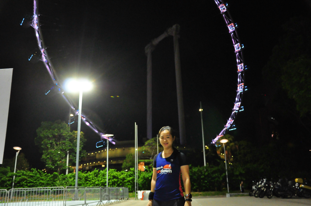 Sundown Marathon was not a personal best for me, but I have been making some improvements in my endurance.