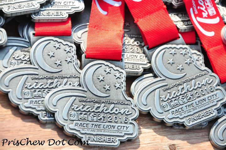 The Race Medals.
