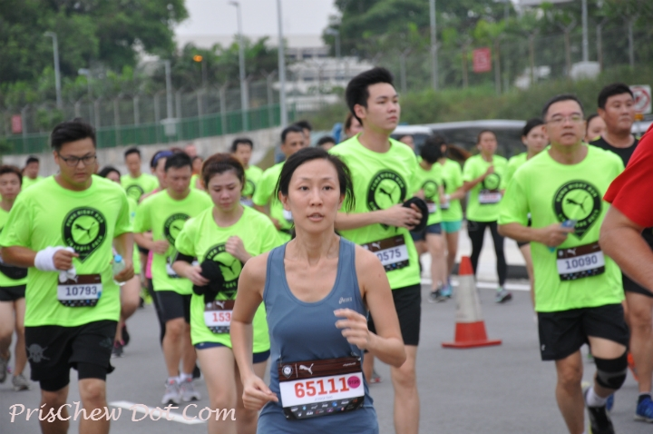 Runners do not really need to take precautions about Zika, says Dr Li.