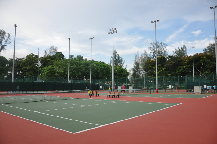 WIN a private tennis lesson for yourself.